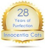 Innocentia Cattery: In business for 22 years!